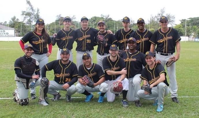 Equipe de beisebol de Volta Redonda foi formada há seis (Foto: Divulgação/Volta Redonda Beisebol)