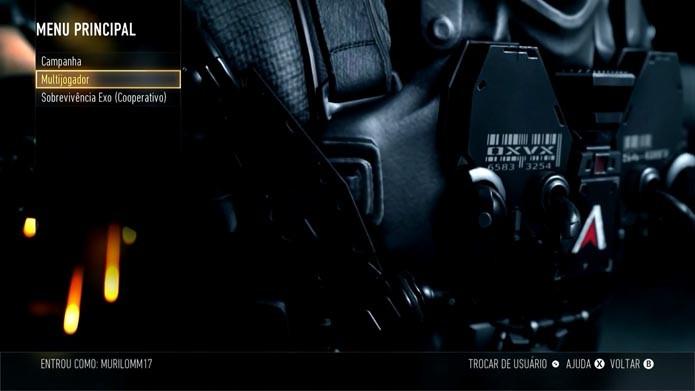 Call of Duty: Advanced Warfare: como jogar o modo dedicado aos novatos do game (Foto: Reprodução/Murilo Molina)