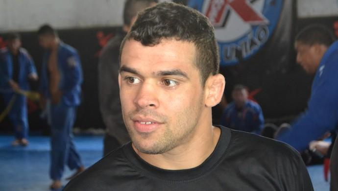 Renan Barão, lutador de MMA - UFC (Foto: Jocaff Souza/GloboEsporte.com)
