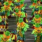 Ala homenageia o Sítio do Pica Pau Amarelo (Rodrigo Gorosito/G1)