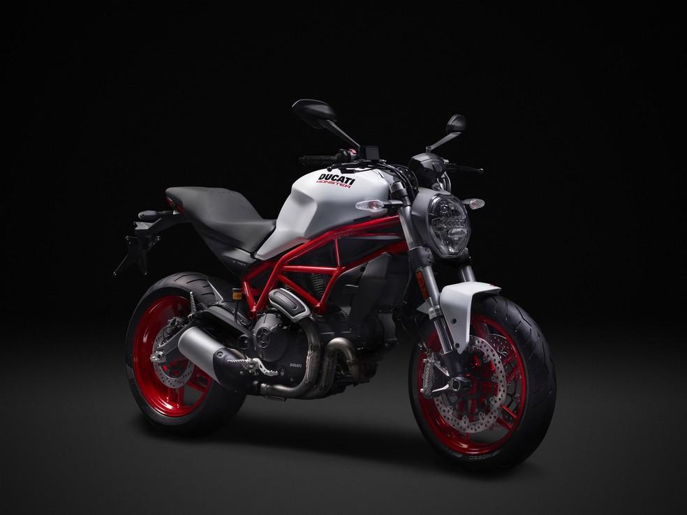 Ducati Monster 797 (Foto: Divulgação)