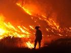 Incêndios na Califórnia avançam fora de controle