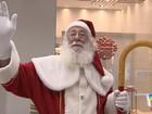 Consumidores da região vão às compras na véspera do Natal