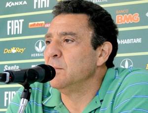 Marcus Salum confirma mudança de casa (Foto: Fernando Martins Y Miguel / Globoesporte.com)