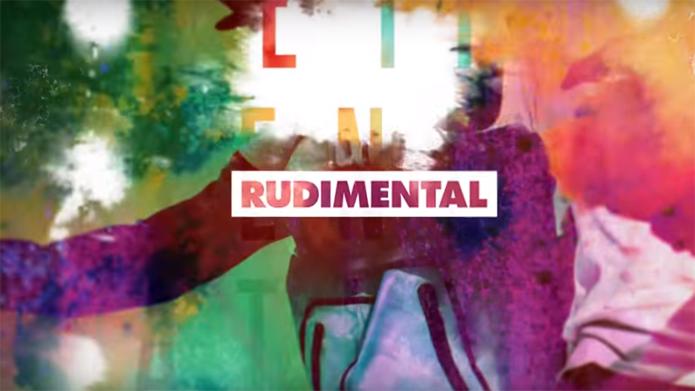 Novo álbum da banda Rudimental foi o primeiro anúncio no novo formato do Google (Foto: Reprodução/YouTube)