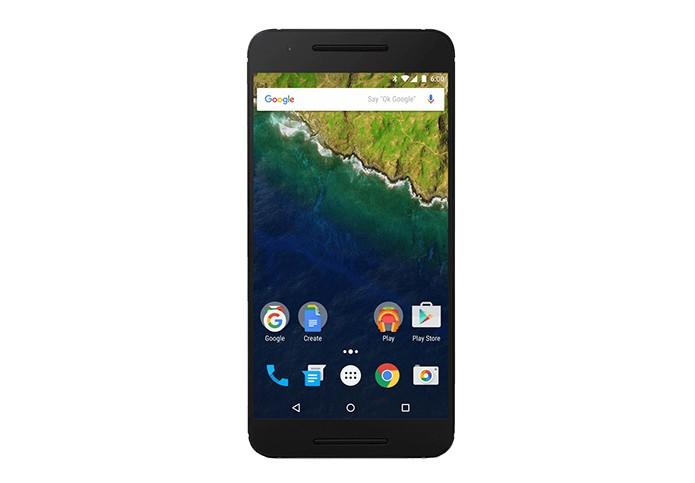 Nexus 6P possui um Android Marshmallow puro e sem modificações (Foto: Divulgação/Google)