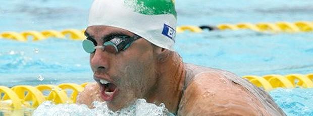 Daniel Dias, atleta de natação do Parapanamericanos no México (Foto: Divulgação / CPB)