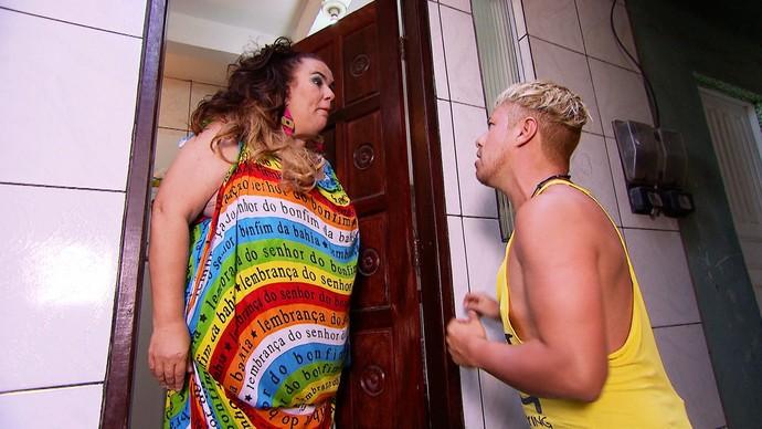 O ciúme de Marizete (Foto: TV Bahia)