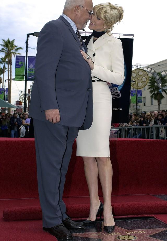 Celine Dion e René Angeli  (Foto: Getty Images)