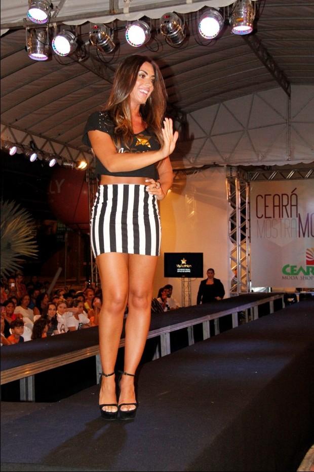 Nicole Bahls (Foto:  Lele Fantim e Atila Gomes/Divulgação)