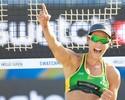 Brasil leva quatro duplas femininas às quartas de final em Fort Lauderdale