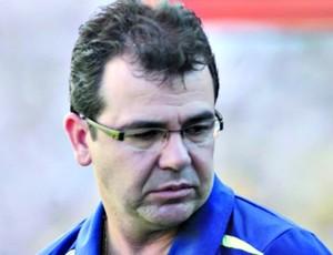 Enderson Moreira, técnico do Goiás (Foto: Wildes Barbosa/O Popular)