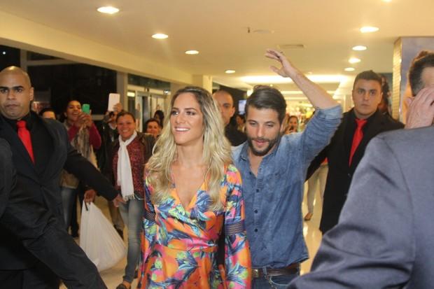 Giovanna Ewbank e Bruno Gagliasso (Foto: Leo Franco e Thiago Duran / AgNews)