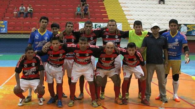 futsal amazonas (Foto: Frank Cunha/Globoesporte.com)