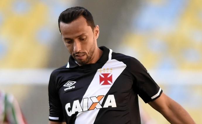 Marlon Freitas e Nenê Fluminense x Vasco (Foto: André Durão)