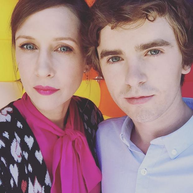Vera e Freddie, melhor dupla! (Foto: Reproduo / Instagram)