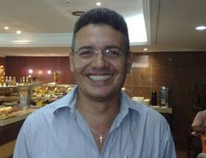 Giancarlo Dantas, gerente de futebol do Botafogo (Foto: Divulgação / Botashow)