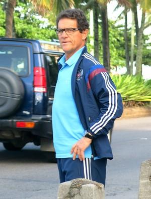 Fabio Capello técnico rússia (Foto: Cintia Barlem)