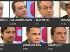 Candidatos à Prefeitura de Guarulhos fazem debate no G1 nesta quarta