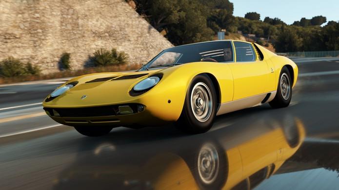 Forza Horizon 2 traz belos carros para o Xbox One e Xbox 360 (Foto: Divulgação)