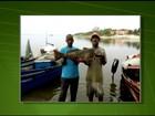 Peixe com 14 kg e com mais de um metro é capturado em Iguaba, no RJ