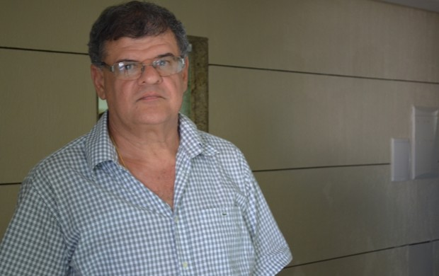 Joaquim Feitosa desabafa sobre crise (Foto: Thiago Barbosa)