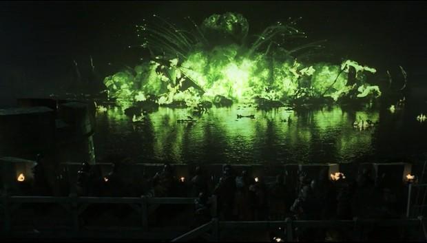 Batalha da Água Negra, em Game of Thrones (Foto: Reprodução/HBO)