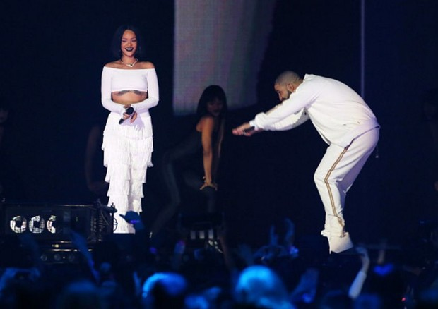 Rihanna e Drake (Foto: Getty Images )