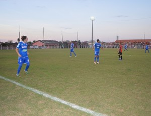 Pimentense e Vilhena, final do Campeonato Rondoniense Sub-20 (Foto: Magda Oliveira)