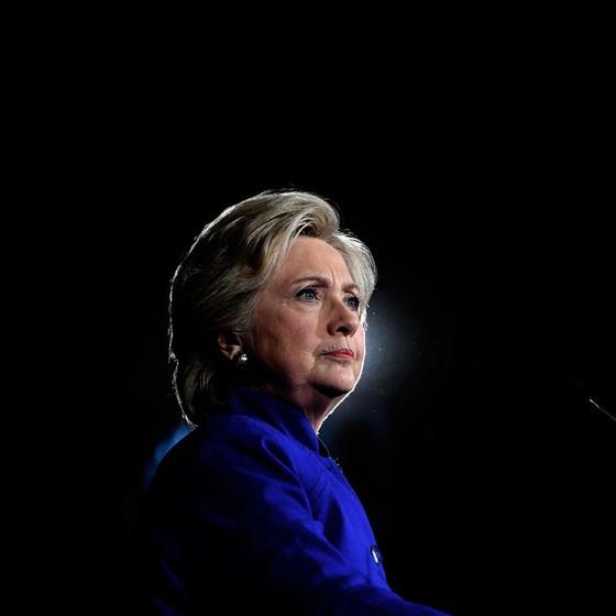 Hillary Clinton candidata á presidência dos Estados Unidos,November 2, 2016. (Foto:  JEWEL SAMAD/AFP)