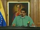 Governo brasileiro pede que sejam respeitadas as eleições na Venezuela