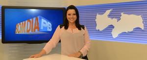 Bom Dia Paraíba é o telejornal mais assistido no horário e tem share de 61% em Campina Grande (Divulgação)