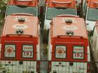 Em Varginha, 15 ambulâncias do Samu estão paradas desde 2010