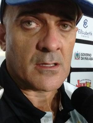 Itamar Schülle, Botafogo-PB (Foto: Amauri Aquino / GloboEsporte.com)