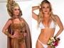 Ex-coelhinha da 'Playboy', comemora papel em 'Paixão de Cristo'