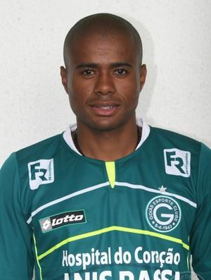 Eron, lateral-esquerdo do Goiás (Foto: Rosiron Rodrigues/Goiás E.C.)