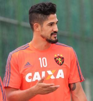 Tulio de Melo Sport (Foto: Aldo Carneiro / Pernambuco Press)