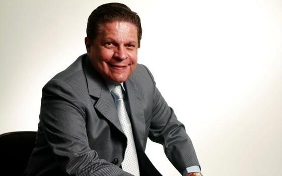 O empresário Carlos Alberto de Oliveira Andrade (Foto: Daniela Toviansky/ Editora Globo)