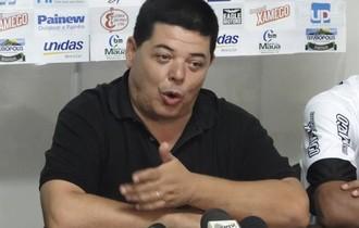 Rogério Vieira, vice-presidente do Comercial (Foto: Divulgação/Comercial FC)