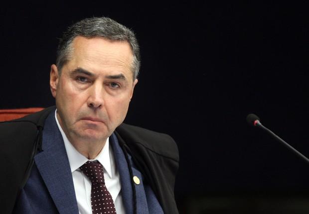Ministro do STF Luis Roberto Barroso (Foto: Nelson Jr./SCO/STF)