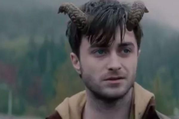 Daniel Radcliffe em 'Horns' (Foto: Divulgação)