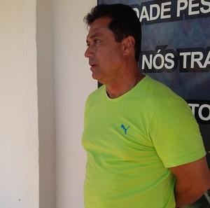 Rodrigo Ferreira Pinto, China, novo gerente de futebol do Uberlândia Esporte Clube (Foto: Divulgação/UEC)