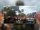 Polícia entra em confronto com grupo que assaltou banco em Rurópolis, PA