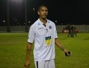 Acosta, jogador do Santos-AP; Amapazão 2015