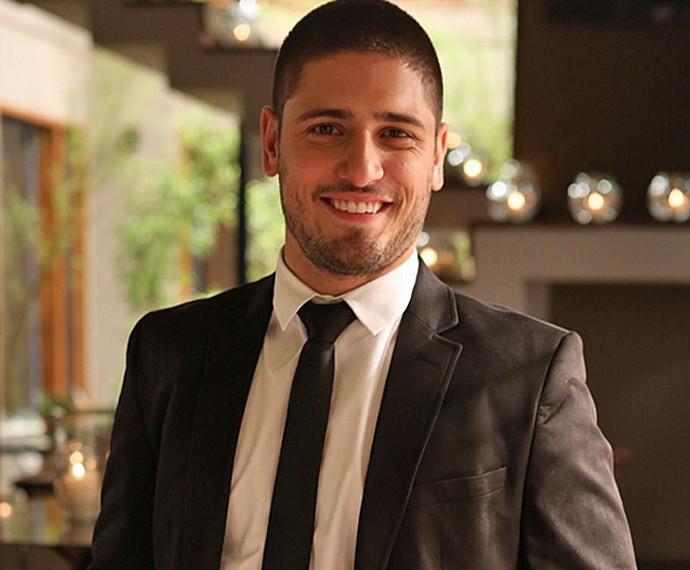 Daniel Rocha será o fotógrafo Rafael (Foto: Gshow)
