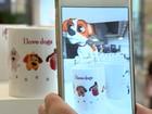 Realidade aumentada pode ser usada para atrair clientes para o varejo