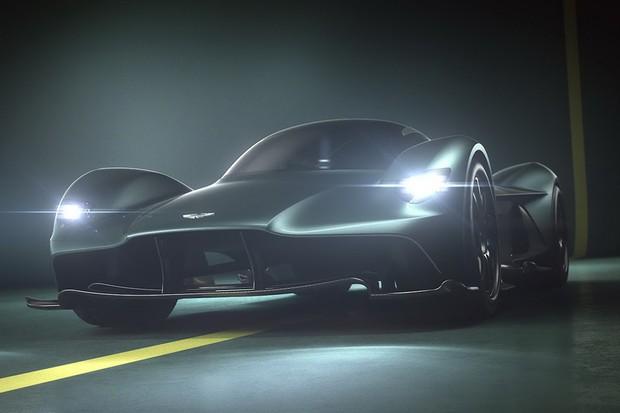 Aston Martin Valkyrie (Foto: Divulgação)