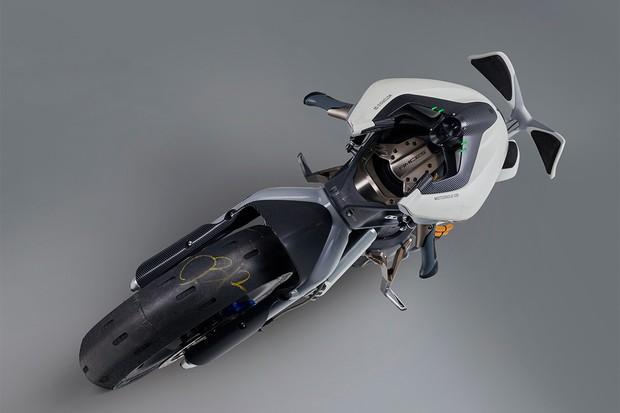 Yamaha MOTOROiD (Foto: divulgação)