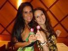 Solange Gomes recebe apoio da filha na briga com Waguinho na Justiça