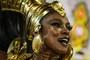 Imperatriz faz ode à África com discurso contra o racismo (Rodrigo Gorosito/G1)